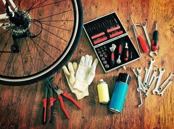 pielęgnacja roweru
